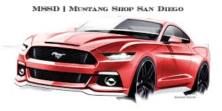 MSSD | Mustang Shop San Diego